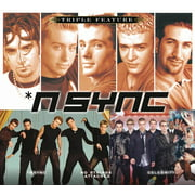 *Nsync - Triple Feature - CD