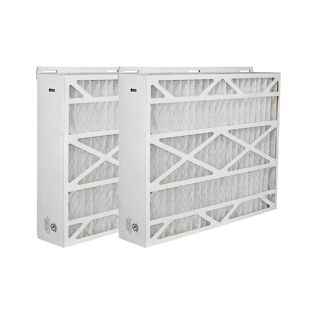 Tier1 Replacement for Trane 17.5x27.5x5 Merv 11 FLR06069 BAYFTFR17M Air Filter 2 Pack