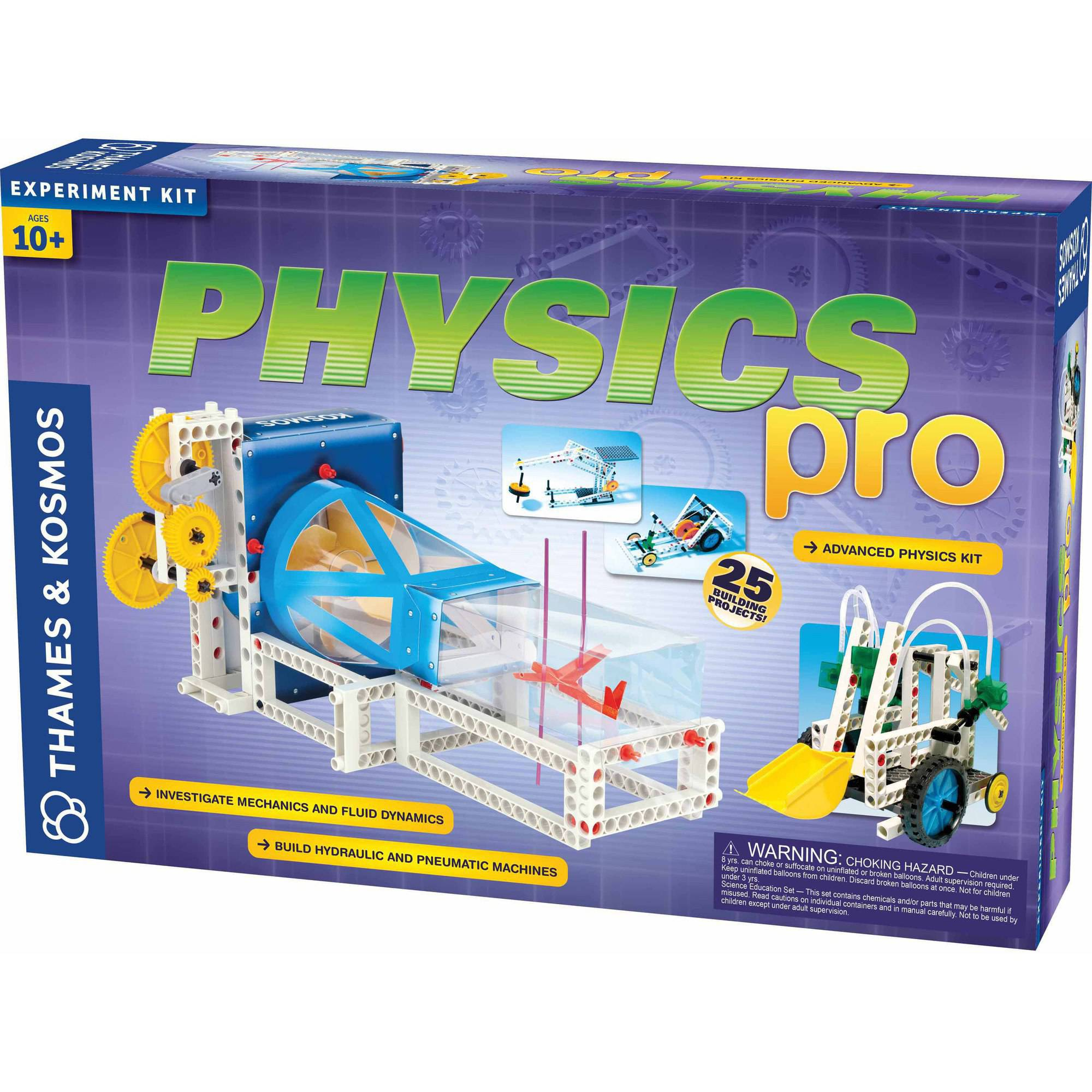 Thames and Kosmos Physics Pro 2.0 Science Experiment Kit by Thames & Kosmos