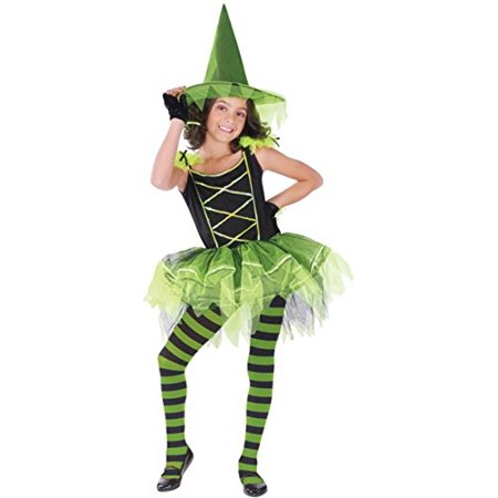 Sm Pull Green - Ballerina Witch Green Child Sm