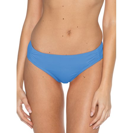 BCA Women's Color Splash Swimsuit Bikini Bottom Splash Nylon Bikini