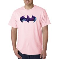 631 - Unisex T-Shirt Batman Dark Knight Galaxy Logo Parody