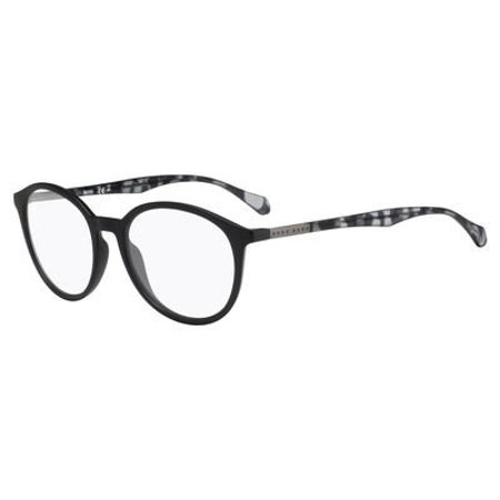 Acetate Temples Frame - Optical frame Hugo Boss Acetate Matt Black (BOSS 0826 YV4)