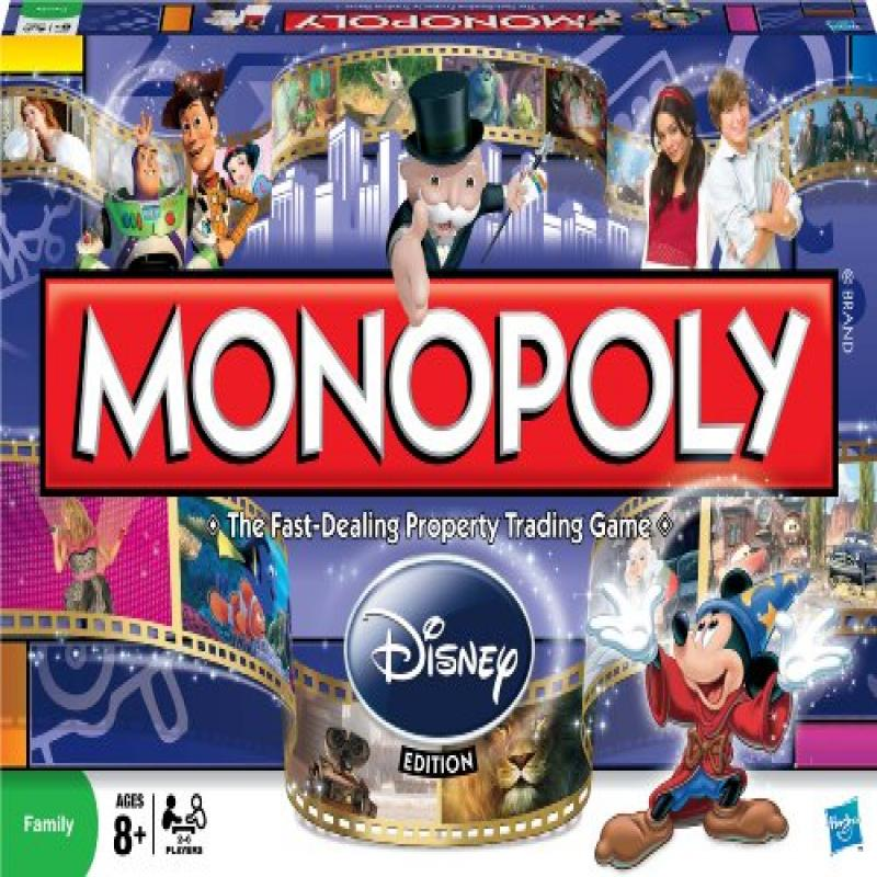 Monopoly Disney Edition by