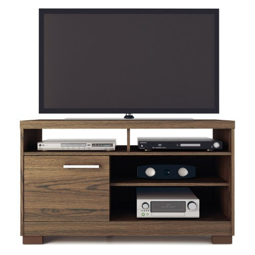 Manhattan Comfort Herald TV Stand in Avalon Gloss