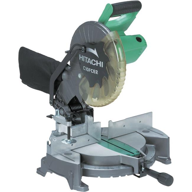 10in. Compound Miter Saw With Laser Marker by Vortex