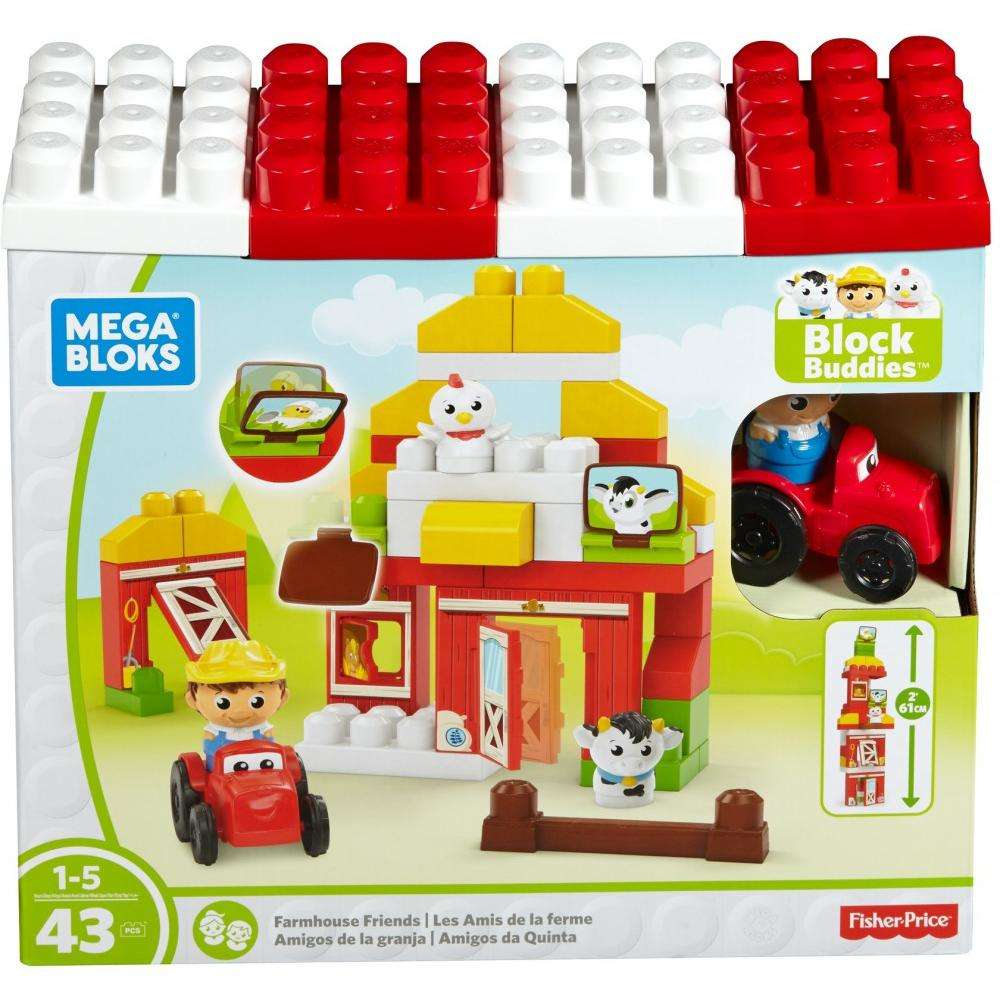 Mega Bloks Farmhouse Friends