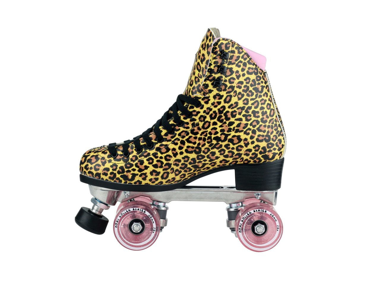 Riedell Quad Roller Skates Jungle Leopard by