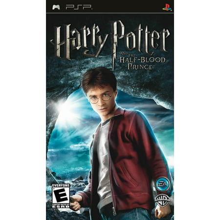 Harry Potter and the Half Blood Prince - Sony PSP (Harry Potter And The Half Blood Prince Ps3)