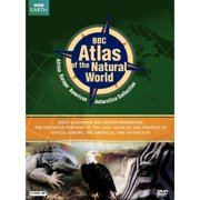 BBC Atlas Of The Natural World Set: Africa   Europe   Western   Hemisphere   Antarctica (Widescreen) by WARNER HOME ENTERTAINMENT