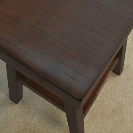 Carolina Chair and Table Trym Saddle Seat Bar Stool ()