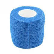 Hi.FANCY 10cmx4.5m Self-Adhering Emergency Wrapping Bandage Outdoor Sports Wrist Guard Tape Elastic Nonwoven Fabric Bandage