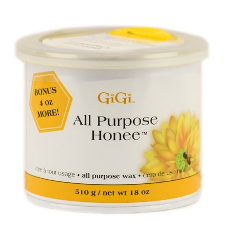 Facial Honee Wax - Gigi All Purpose Honee Wax - Original (Size : 18 oz)