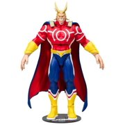McFarlane My Hero Academia All Might Action Figure [Silver Age]
