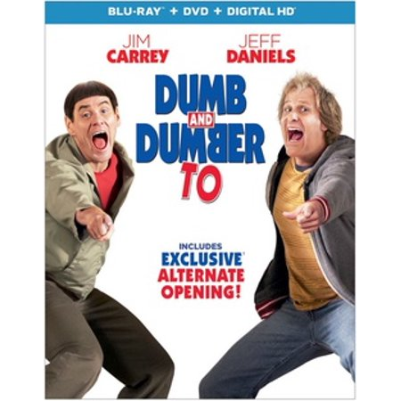Dumb and Dumber To (Blu-ray) - Dumber And Dumber