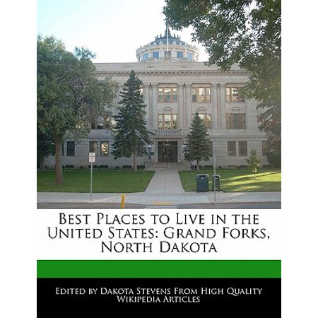 Best Places to Live in the United States : Grand Forks, North