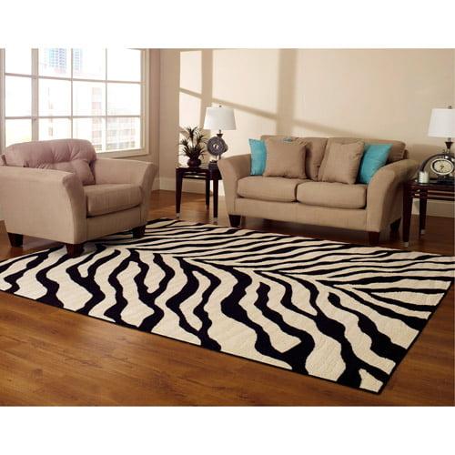 Hometrends Zebra - Walmart.com