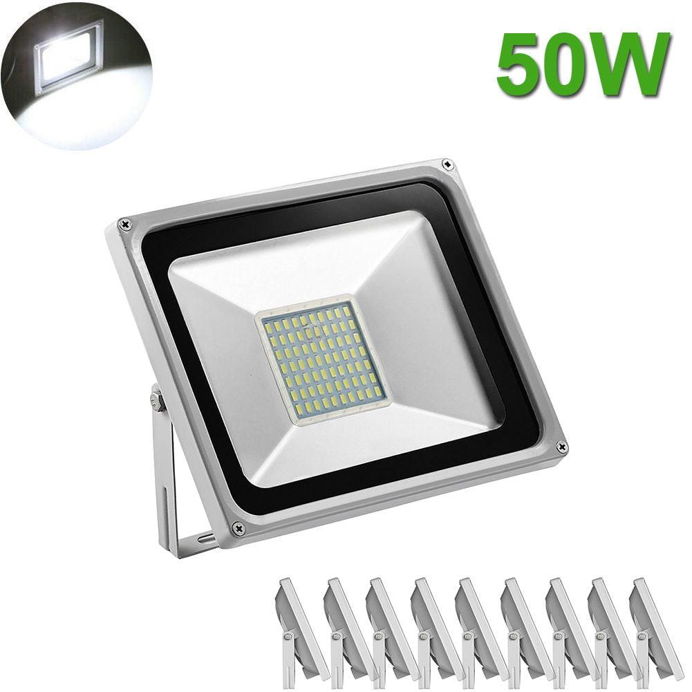 20X 50W LED Flood Light Outdoor Landscape Work Spot Lamp Spotlights Floodlights