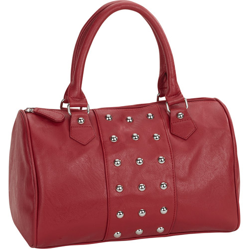 George Women's Studded Satchel Handbag