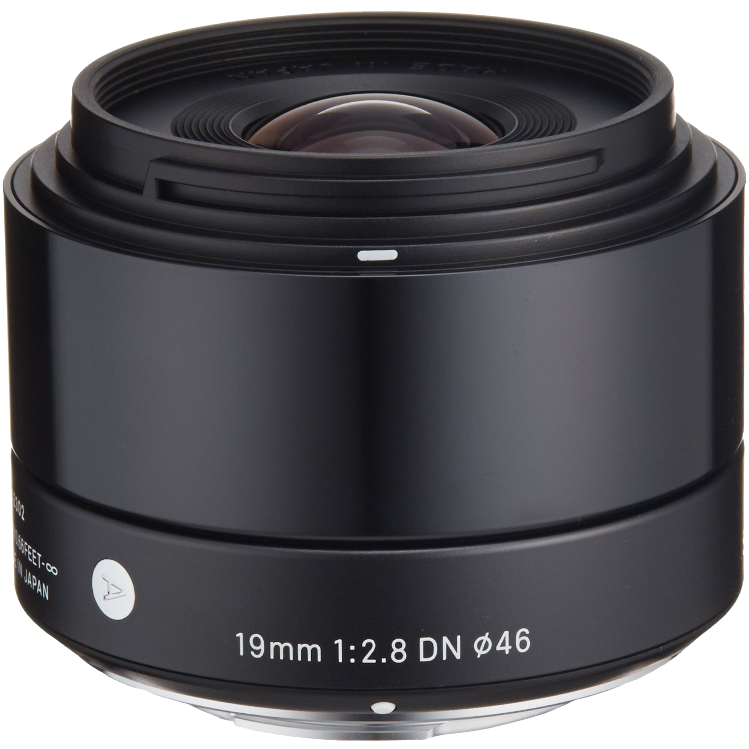 Sigma 19mm f/2.8 EX DN Art Lens (for Sony Alpha E-Mount Cameras)