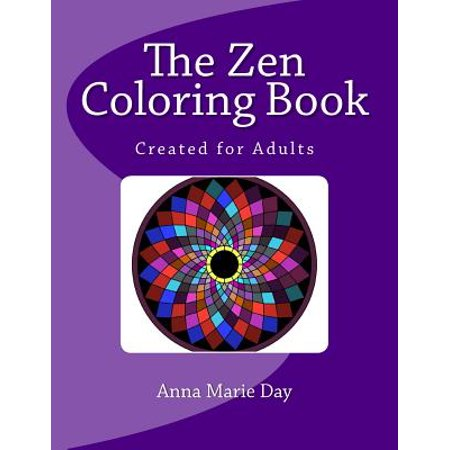 The Zen Coloring Book Created For Adults