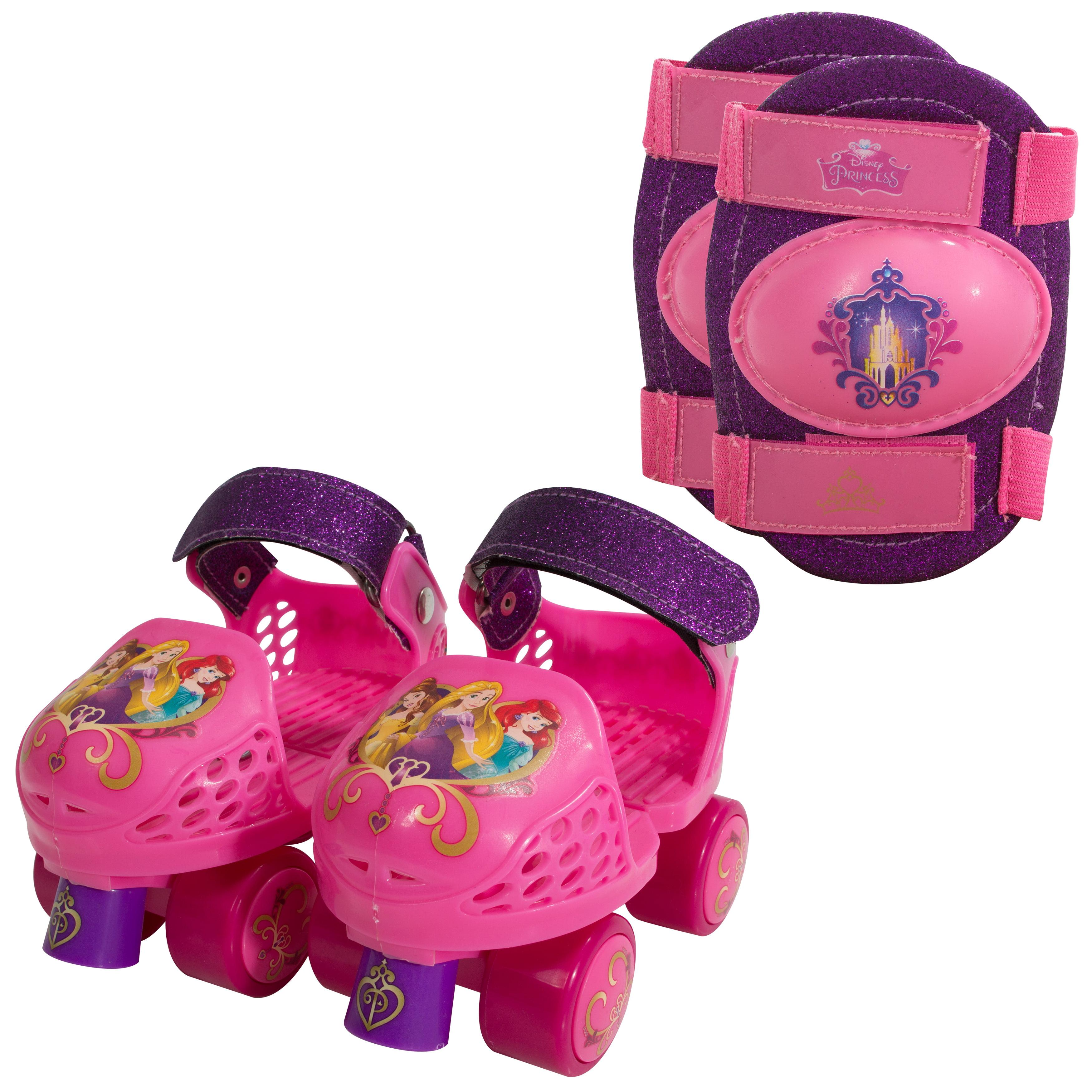 Chicago roller skates walmart - Disney Princess Kid S Rollerskates With Knee Pads