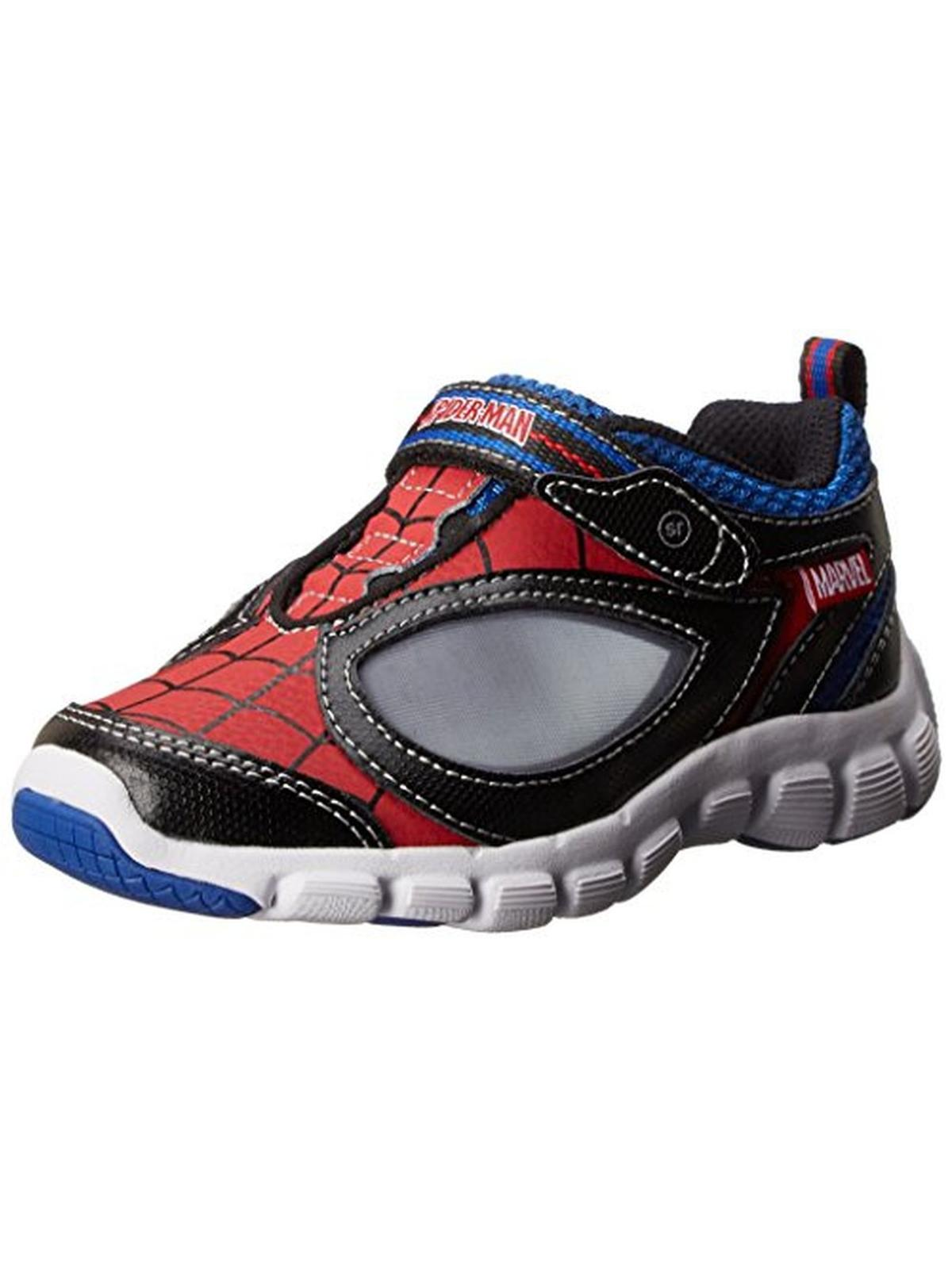 Stride Rite Boys Spidey Reflex Toddler Light-Up Athletic Shoes by Stride Rite