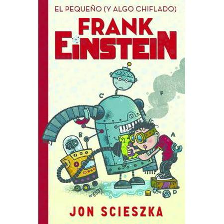 El Peque O Y Algo Chiflado   Frank Einstein And The Antimatter Motor
