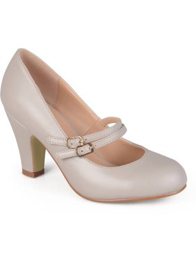 0fd8bb75e611 Product Image Women s Matte Finish Classic Mary Jane Pumps