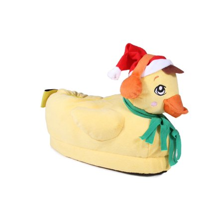 Happy Feet Mens and Womens Duck The Halls with