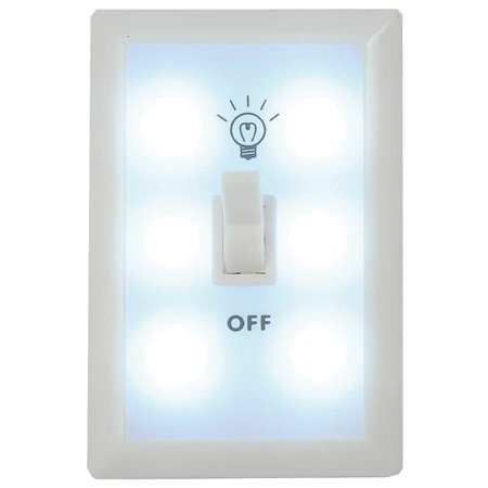6 Led Night Light Wall Switch