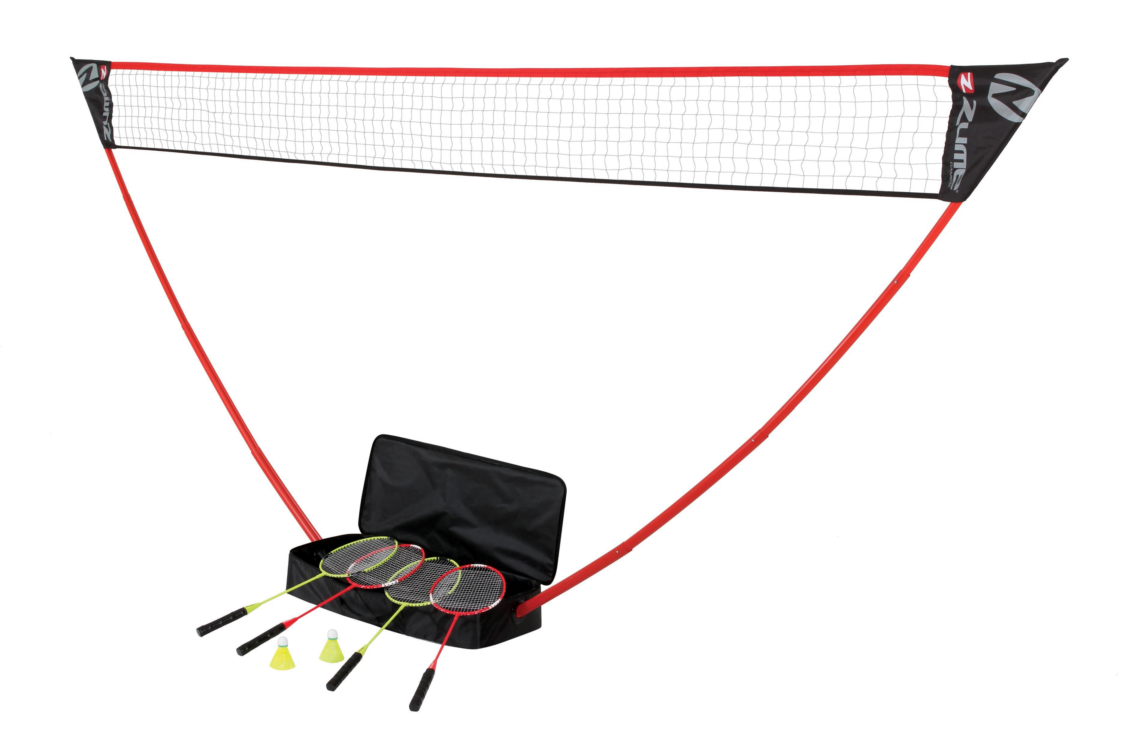Zume Games Portable Badminton Set by Zume Games