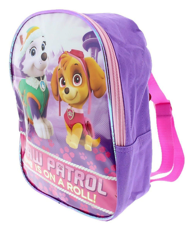 Paw Patrol Skye Everest Toddler Girls Mini Backpack 10