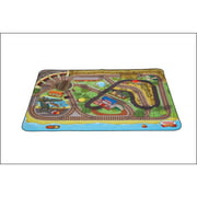 Thomas & Friends Wooden Railway Adventure Felt Playmat