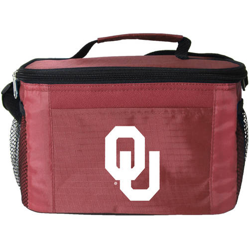 Oklahoma Sooners 6-Pack Cooler Bag