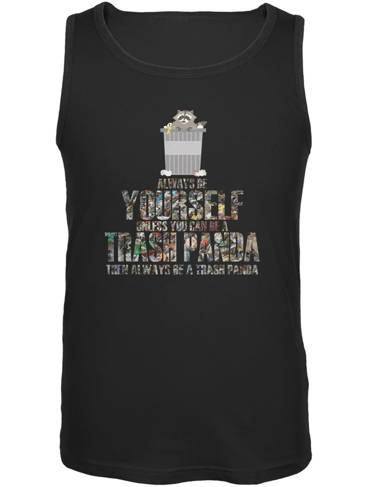 Always be Yourself Unless You Can be a Pirate Womens Vest Tank Top