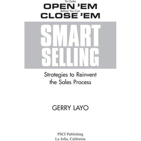 Smart Selling - eBook ()