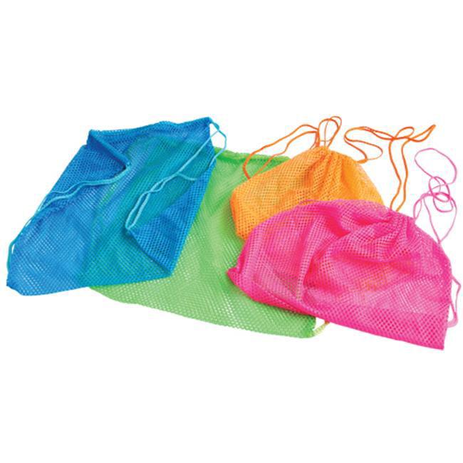 DDI 1905143 Neon Mesh Drawstring Bags, 12 Piece - Walmart.com