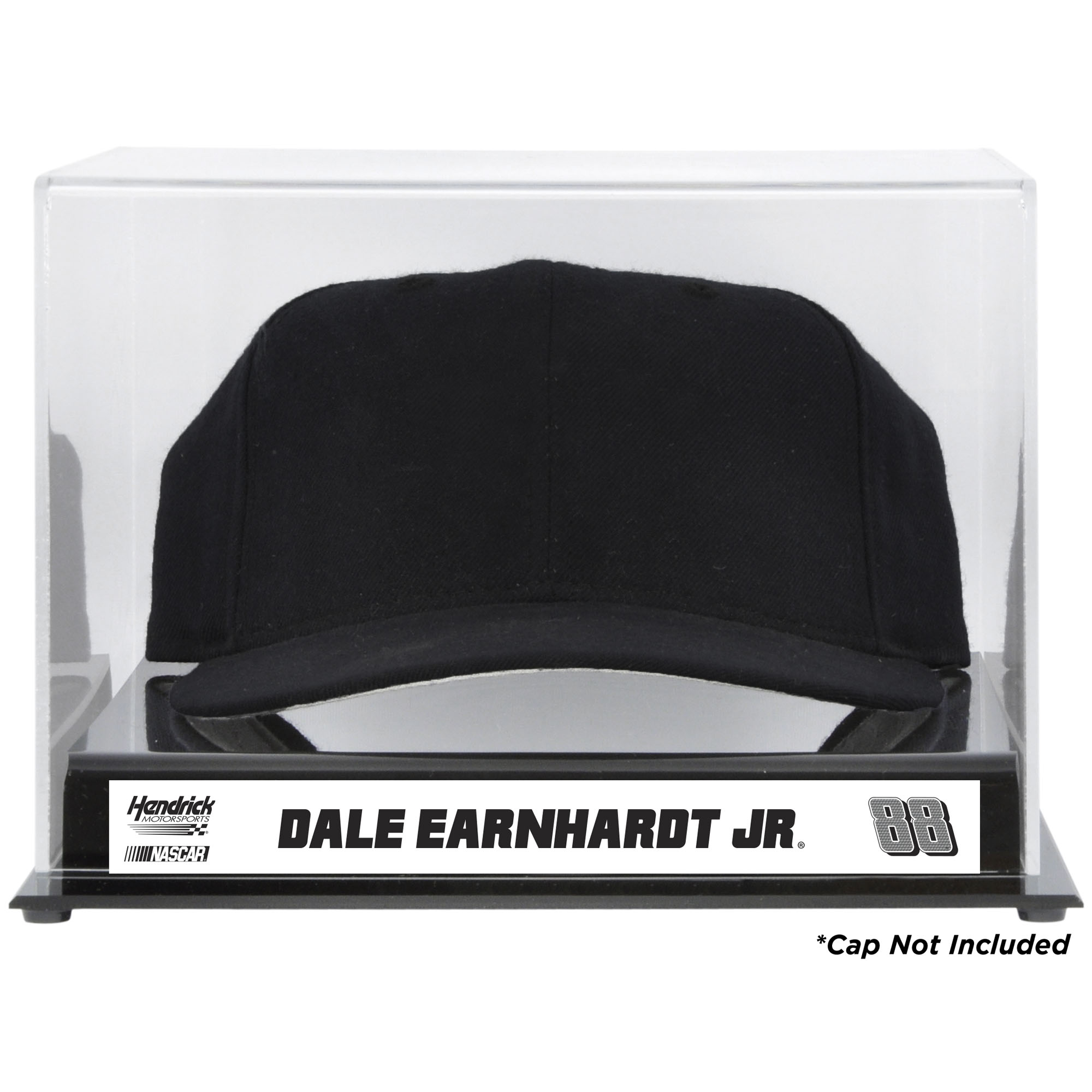 Dale Earnhardt Jr Fanatics Authentic #88 Hendrick Motorsports Sublimated Logo Acrylic Cap Case - No Size