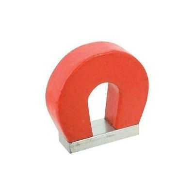 General Tools 370 1 Permanent Horseshoe Alnico Magnet