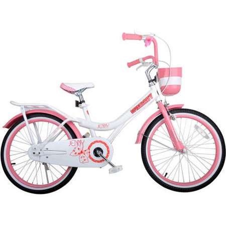 Royalbaby Jenny Princess White & Pink 20 inch Girl's Bicycle