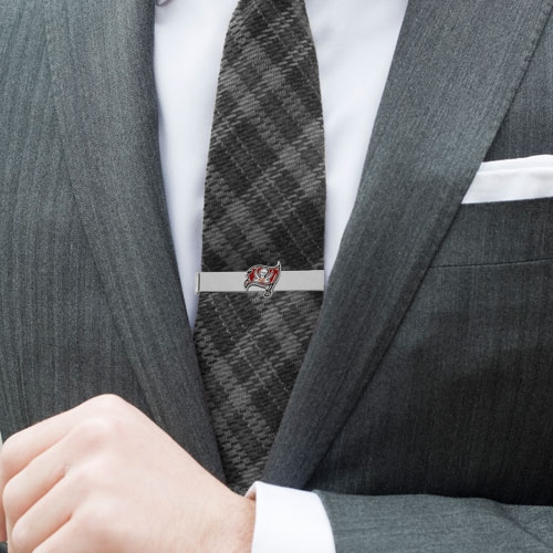 Tampa Bay Buccaneers Tie Bar - No Size