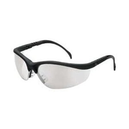 Klondike Black Frame In-Out Clear Mirror Lens (Mirror Ignitor Clear Lens)