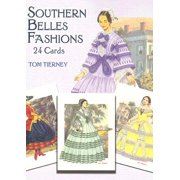 Southern Belles Fashions : 24 Cards - Southern Belle History