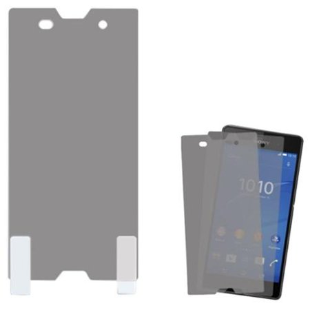 Insten Screen Protector Twin Pack for Sony Xperia Z3 (Sony Xperia Z3 Screen Replacement)