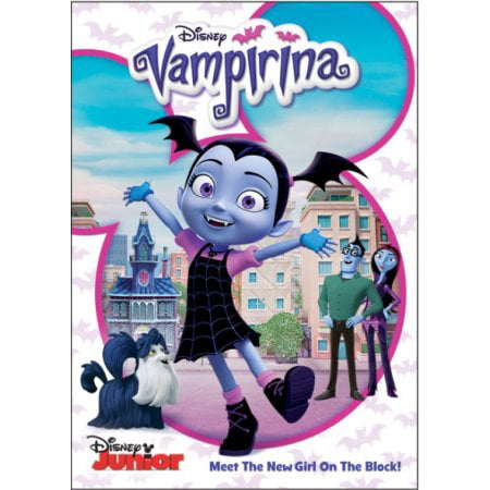 Disney Vampirina Vol. 1 (DVD) (Halloween 1 Disney Channel)