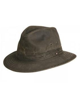 Product Image Conner Hats Men s Indy Jones Water Resistant Cotton Hat Brown  M 49251218c18d