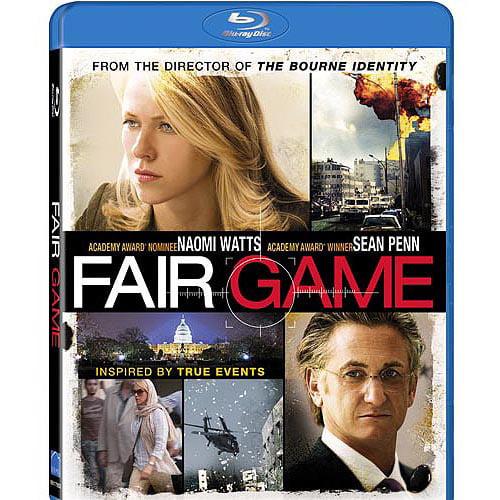 Fair Game (Blu-ray) (Widescreen)