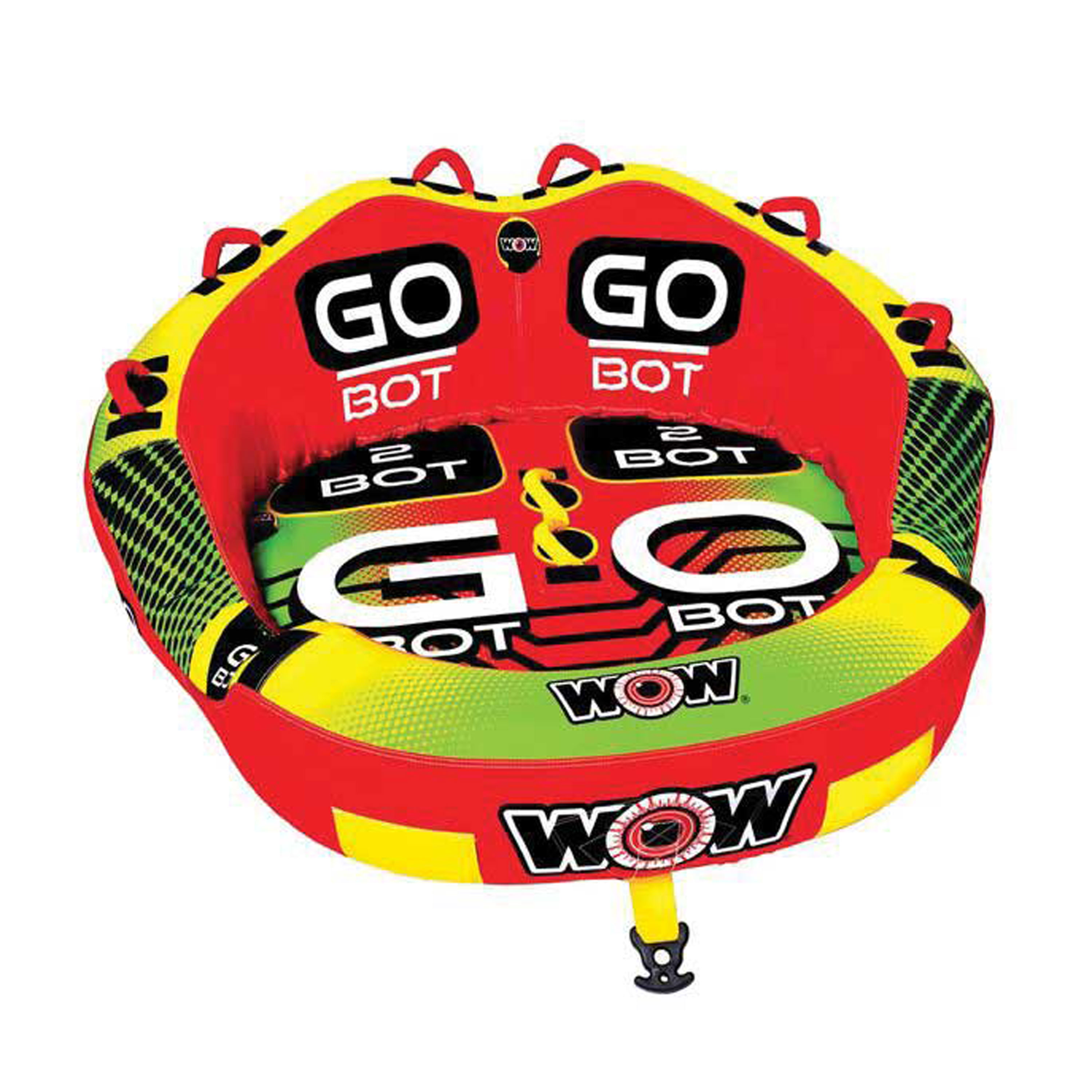 Wow Sports 18-1040 Towable Go Bot 2 Person