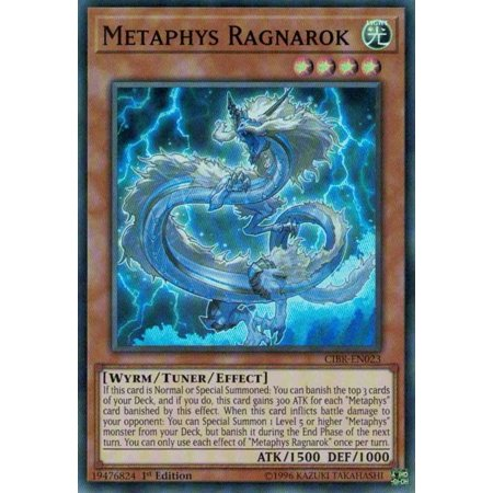 Ragnarok Single Card - YuGiOh Circuit Break Metaphys Ragnarok CIBR-EN023